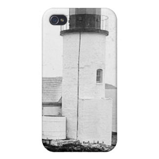 Narraguagus Lighthouse iPhone 4/4S Cases