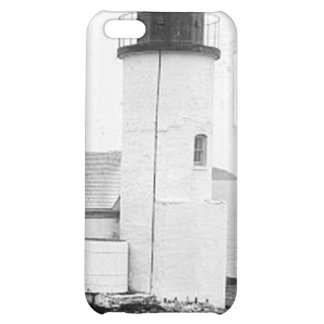 Narraguagus Lighthouse Cover For iPhone 5C