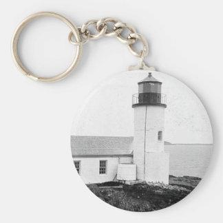 Narraguagus Lighthouse Key Chain