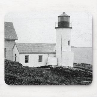 Narraguagus Lighthouse Mousepad