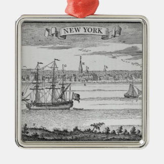 Narrative and Critical History of America' Christmas Ornament
