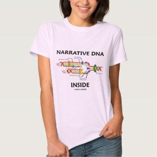 Narrative DNA Inside (DNA Replication) T Shirt