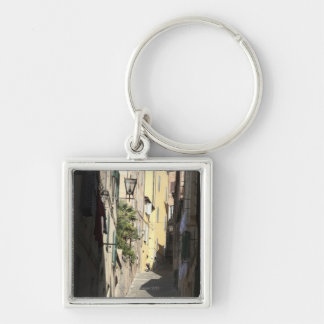 Narrow Alley, Siena, Italy Key Ring