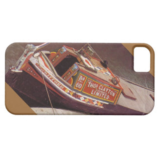 """Narrow Boat """"Gifford"""" iPhone 5 Case"""