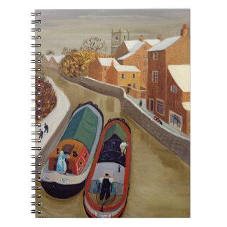 Narrow Boats Notebooks