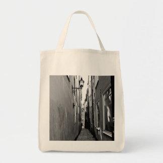 Narrow street in Stockholm Bag