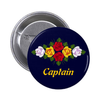 Narrowboat captain's badge
