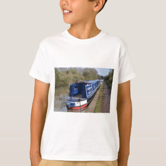 Narrowboat Indefatigable T-Shirt