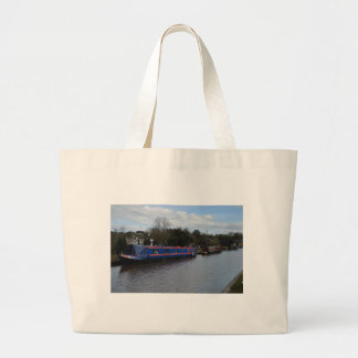 Narrowboats Jumbo Tote Bag