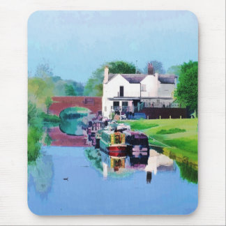 NARROWBOATS MOUSE MAT