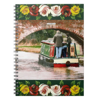 NARROWBOATS NOTEBOOKS