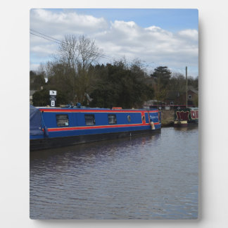 Narrowboats Photo Plaques