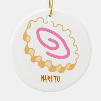 NARUTO CHRISTMAS ORNAMENT