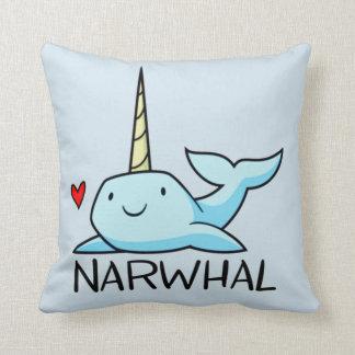 Narwhal Cushion