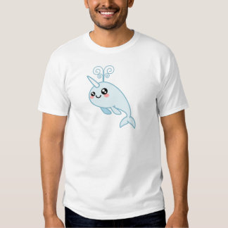 Narwhal Cutie Tee Shirt