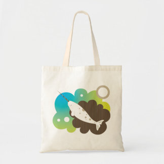 Narwhal Dream Tote Bag