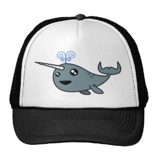Narwhal! Hats