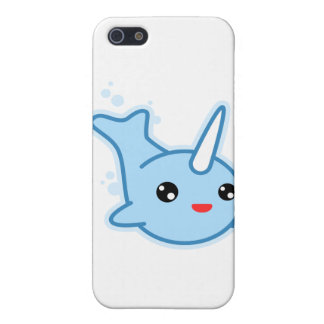 Narwhal Kawaii Cases For iPhone 5