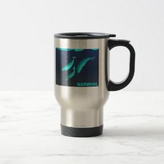 Narwhal Coffee Mugs