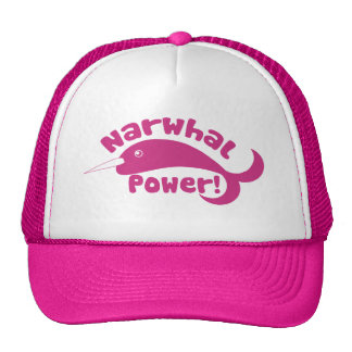 Narwhal Power Hat