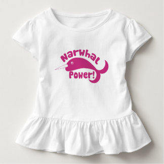 Narwhal Power T Shirts
