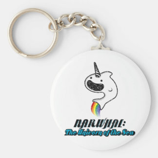 Narwhal:The Unicorn of the Sea Key Ring