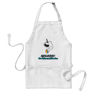 Narwhal:The Unicorn of the Sea Standard Apron