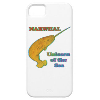 Narwhal - Unicorn of the Sea Barely There iPhone 5 Case