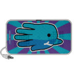 Narwhal Whale Tooth Notebook Speaker
