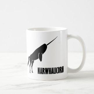 Narwhalicorn Narwhal Unicorn Coffee Mug