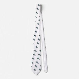 Narwhalstache Tie