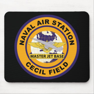 NAS - Cecil Field Mouse Mats
