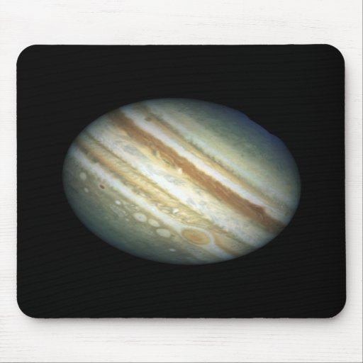NASA - A Jupiter Storm Mouse Mat