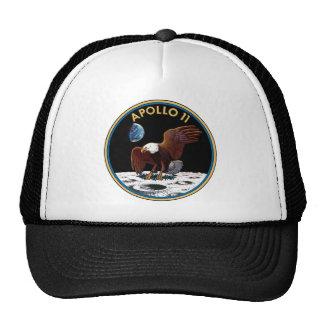 NASA Apollo 11 Mesh Hats