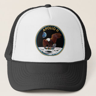 NASA Apollo 11 Trucker Hat