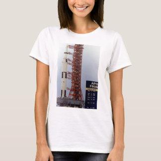 NASA Apollo 15 Saturn V roll out T-Shirt