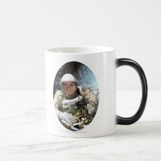 NASA Astronaut Carnival Cutout mug