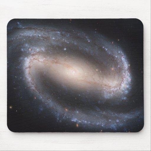 NASA - Barred Spiral Galaxy NGC1300 Mouse Pads