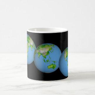 NASA / Earth Globe Basic White Mug
