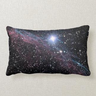 NASA ESA Veil nebula Lumbar Cushion