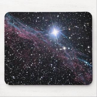 NASA ESA Veil nebula Mouse Mat