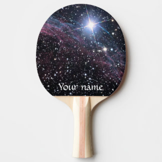 NASA ESA Veil nebula Ping Pong Paddle