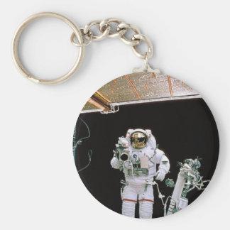 NASA EVA HUBBLE KEYCHAIN