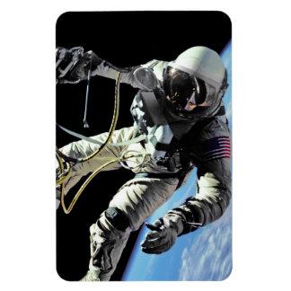 NASA First American Astronaut Spacewalk Photo Magnet