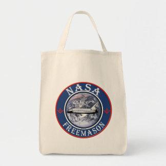 NASA  Freemason Bags