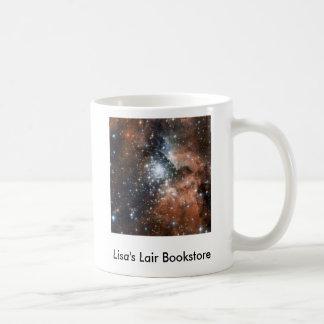 NASA - Full Hubble ACS Image of NGC3603 Promo Basic White Mug