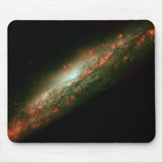 NASA - Galaxy NGC3079 Mouse Pad