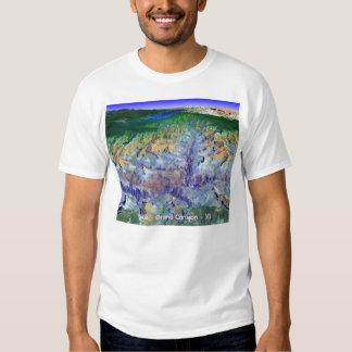 NASA - Grand Canyon - 3D T-shirt