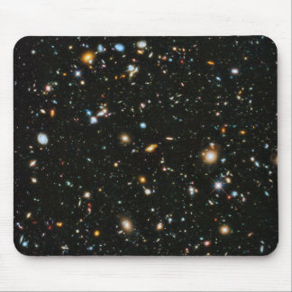 NASA Hubble Ultra Deep Field Galaxies Mouse Mat