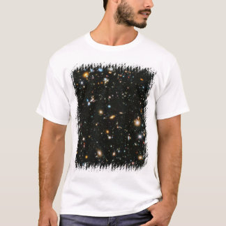NASA Hubble Ultra Deep Field Galaxies T-Shirt